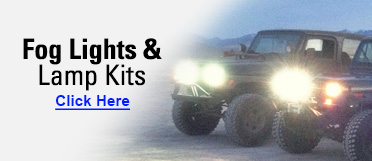 Fog Lights & Lamp Kits