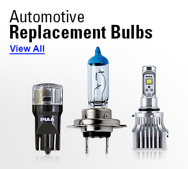 Automotive Replacement Bulbs