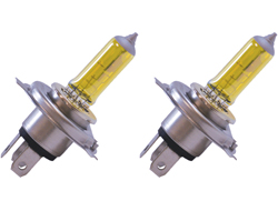 PIAA Plasma Ion Yellow Crystal Halogen Bulbs piaa 13504
