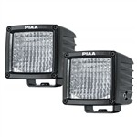 PIAA PIAA-07340 RF3 LED Flood Light Kit