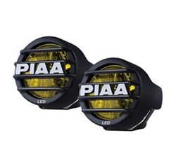 PIAA LED Bulbs piaa lp530 3.5 inch led ion fog light 2 pack