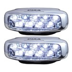PIAA 19150 PIAA Deno-2 Series LED High Intensity DRL 9 LED Lamp Kit