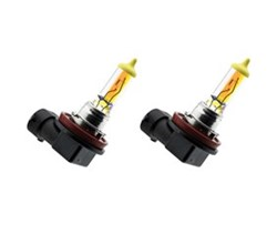 PIAA Plasma Ion Yellow Crystal Halogen Bulbs piaa 18535
