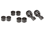 """""""PIAA 360 Universal Mounting Brackets Fits 0.875, 1, 1.125, 1.25 in"""