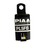 """""""PIAA Relay, up to 85W (PLF5B, LR9B, LR13, LR18) Wiring Harnesses 34042, 34085, 34210 Brand New Includes 90 Day Warranty, The PIAA 33086 is a Relay Switch Up To 85 Watts and is designed to prevent overheating due over amperage"""