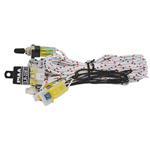 """PIAA Wiring Harness, up to 55W x 2, LP530, 1500 & 2000 Back-Up Lights, w/ Weather-Proof Connectors Brand New Includes 90 Day Warranty, The PIAA 34046 is a Back Up Lamp Wiring Harness up to 55W X 2 that is designed for easy installation and color coded for proper placing"
