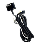 PIAA 34087 PIAA Wiring Harness 410 Driving Lamp Kit 9005 HB3 Bulbs Onl