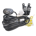 PIAA 34210 PIAA Wiring Harness up to 100W Dual Light Systems LR18 x 2