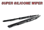 """""""Super Silicone Brand New Includes 1 Year Warranty, The PIAA 95030 is a 12"""""""" Black Silicone Single Blade that provides clear visibility through windows in severe driving conditions"""
