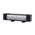 PIAA 07010 PIAA RF10 Series 10 Inch LED Bar Fog Lamp w/o Wiring Harnes