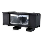 PIAA 07006 PIAA RF6 Series 6 Inches LED Bar Fog Lamp w/o Wiring Harnes