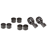 PIAA 30744 PIAA 360 Universal Mounting Brackets Fits 1.5 And 1.75 Inch